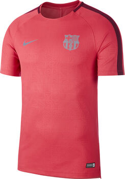 Nike Dry FC Barcelona Sqd hombre Rojo