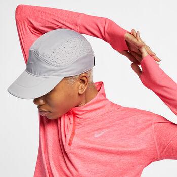 Nike Camiseta m/lNK ELMNT TOP HZ mujer Naranja