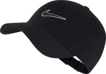 Nike Gorra U NSW H86 CAP NK ESSENTIAL SWH Negro