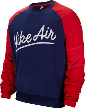 Nike Camiseta m/cNSW AIR CREW MIX SSNL hombre