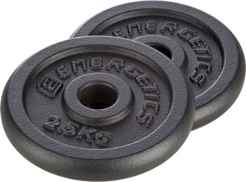 Energetics Discos Fitness Blanquecino