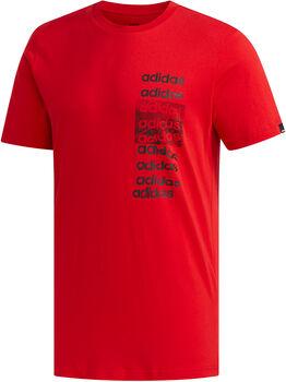 adidas Camiseta manga corta 3x3 hombre