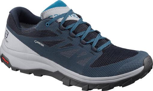 Salomon - Zapatilla OUTline GTX - Hombre - Zapatillas trekking y senderismo - 41 1/3