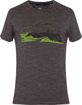 McKINLEY Camiseta Manga Corta Toggo ux hombre Gris