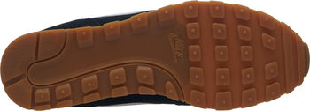 Zapatillas de ante Nike MD Runner 2 hombre Negro