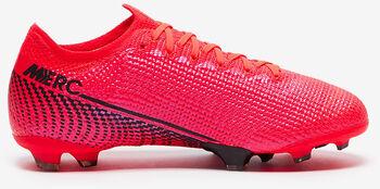 Nike Botas de fútbol Mercurial Vapor 13 Elite FG Rojo
