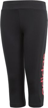 adidas Essentials 3/4 Linear Tights Niña Negro