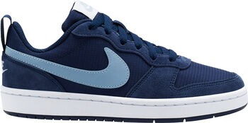 Nike Zapatilla COURT BOROUGH LOW 2 PE GS Azul