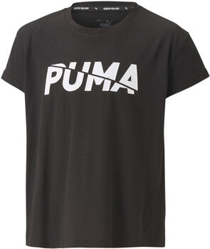 Puma Camiseta Manga Corta Modern Sports Logo niño