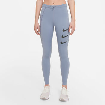 Nike Mallas Epic Luxe Run Division mujer Gris