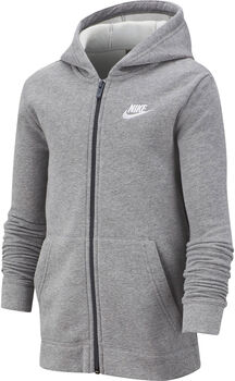 Nike Chandal B NSW TRK SUIT CORE BF Gris