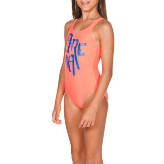 Bañador deportivo arena para niña Razzle Dazzle