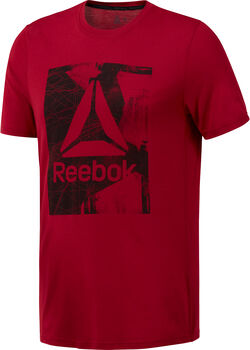 Reebok Camiseta Workout Ready Supremium Graphic hombre
