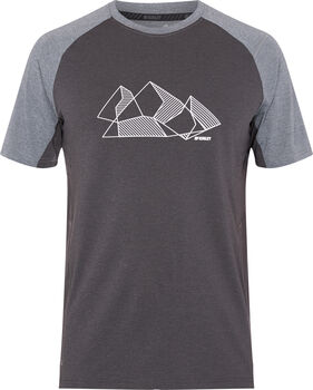 McKINLEY Camiseta manga corta Ponga  hombre Gris