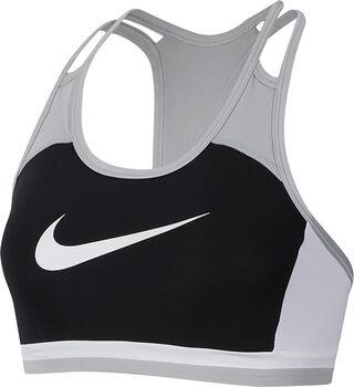 Nike Swoosh mujer Negro