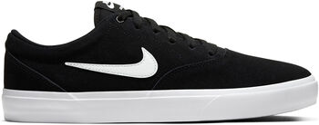 Zapatillas Nike SB Charge Suede Negro