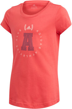 adidas Camiseta manga corta Athletics Club Graphic niño