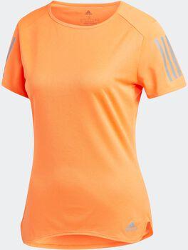 adidas RS SS Tee W Mujer Naranja