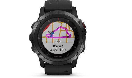 Garmin - Fenix 5x Plus - Unisex - Wearables - TU