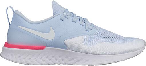 Nike - Zapatilla ODYSSEY REACT 2 FLYKNIT - Mujer - Zapatillas Running - Azul - 37dot5