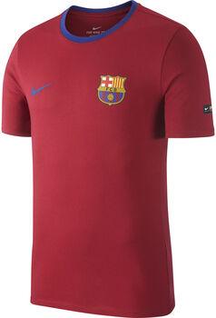 Camiseta fútbol FC Barcelona Nike TEE CREST hombre