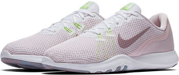 Nike Flex Trainer 7 Mujer Blanco