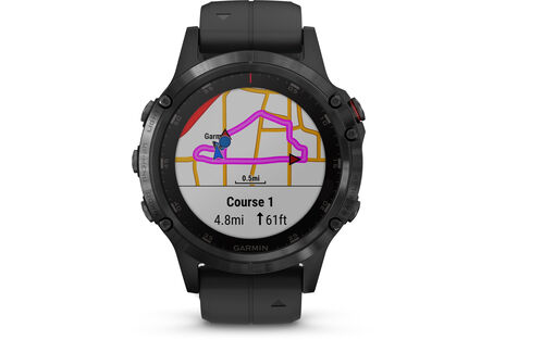 Garmin - Fenix 5 Plus - Unisex - Wearables - TU