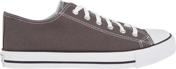 FIREFLY Canvas Low IV hombre Gris