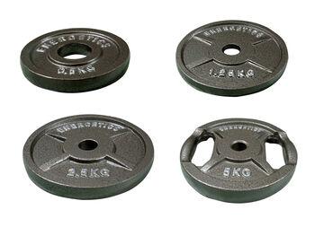 Energetics Discos Fitness Gris