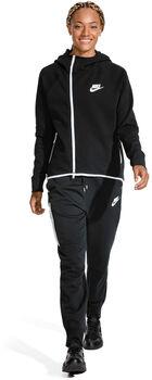 Nike Nsw TCH FLC PANT mujer Negro