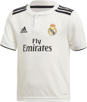 ADIDAS Conjunto fútbol Real Madrid  H MINI niño