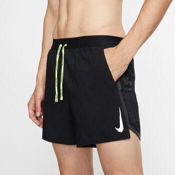 "Nike Air Flex Stride 5"""" Lined Running hombre Negro"