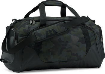 Under Armour Bolsa de deporte mediana UA Undeniable 3.0 Blanquecino
