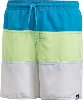 ADIDAS Colorblock Swim Shorts niño