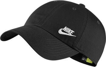 Nike w nk h86 cap futura classic mujer Negro