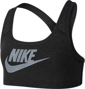 e103429b316 Sujetador deportivo Nike Sportswear Classic niña Negro