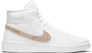 Zapatillas Nike Court Royale 2 Mid mujer Blanco