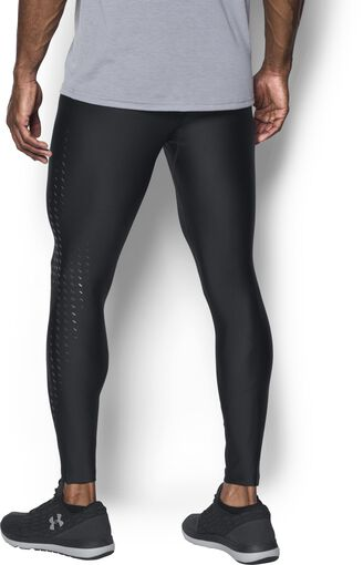 Under Armour Leggings UA Accelebolt para hombre Hombre Leggins Negro L