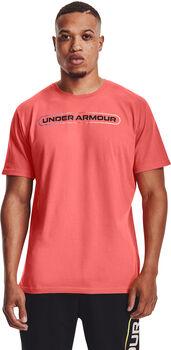 Under Armour Camiseta manga corta Lockertag hombre Rosa