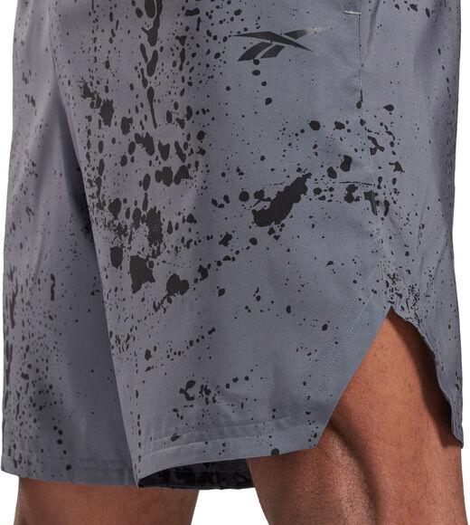 Pantalón corto Workout Ready Allover Print