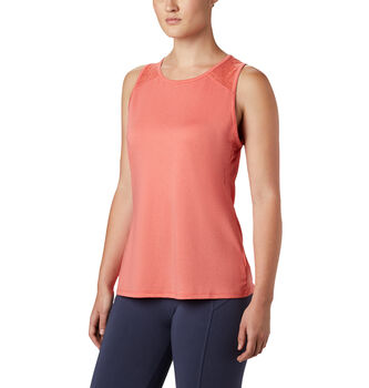 Columbia Camiseta de tirantes Peak To Point II mujer