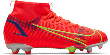 Botas de fútbol Nike Mercurial Superfly Academy 8 Rojo