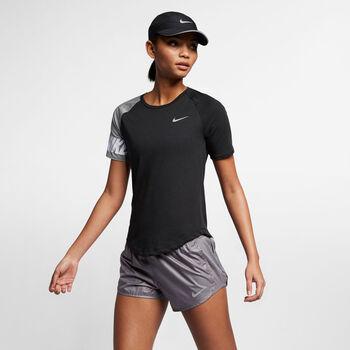 Nike  Miler mujer Negro