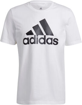adidas Camiseta Manga Corta Essentials Big Logo hombre