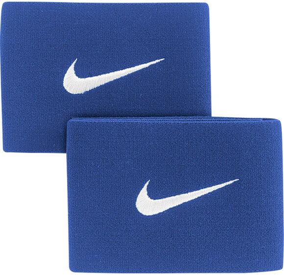 Hornear Fragua Envolver  Nike Sujeta espinilleras NK GRD STAY-II en Azul
