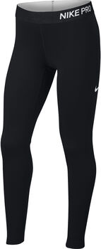 Nike Pro Warm niña Negro