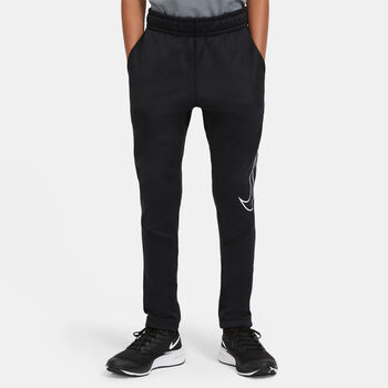 Nike Pantalon largo Therma niño Negro