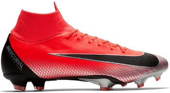 Nike CR7 Superfly 6 Pro (FG) Firm-Ground Football Boot   Naranja
