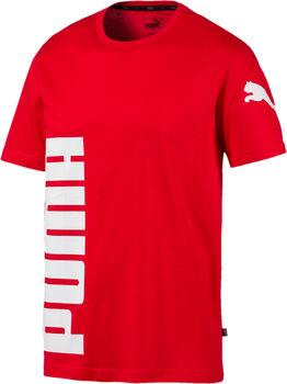 Puma Camiseta m/c Big Logo Tee hombre