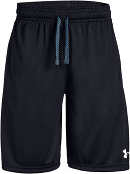 Under Armour Shorts Prototype Wordmark niño Negro